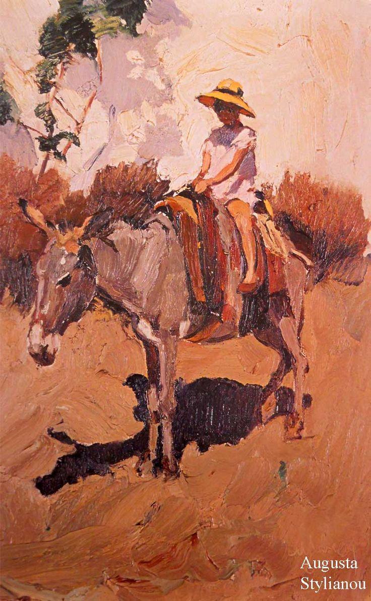 Nikolaos Lytras, Donkey
