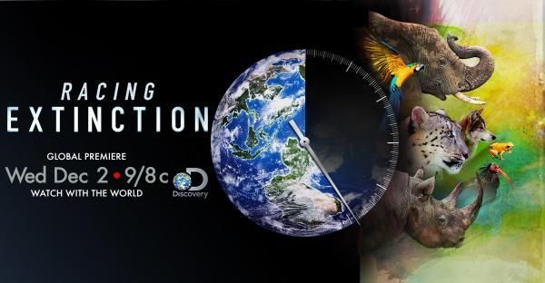 Crazy Eddie's Motie News: 'Racing Extinction' on Discovery Channel tonight