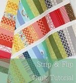 Strip and Flip Quilt Tutorial_thumb[1]---fun and easy!