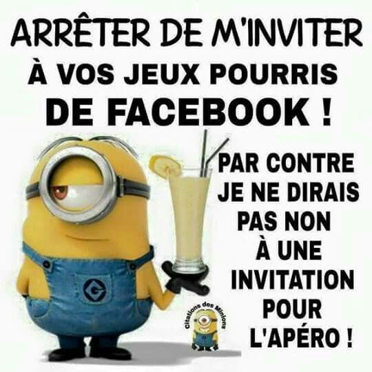 1294 best images about citations des minions on pinterest bingo cas and shopping. Black Bedroom Furniture Sets. Home Design Ideas