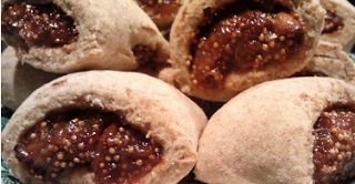 Home-made Fig Newtons/Fig Rolls, make using fresh figs with either a short pastry or the a more cake like pastry. Either way they are delicious and far more healthier than the shop bought variety.