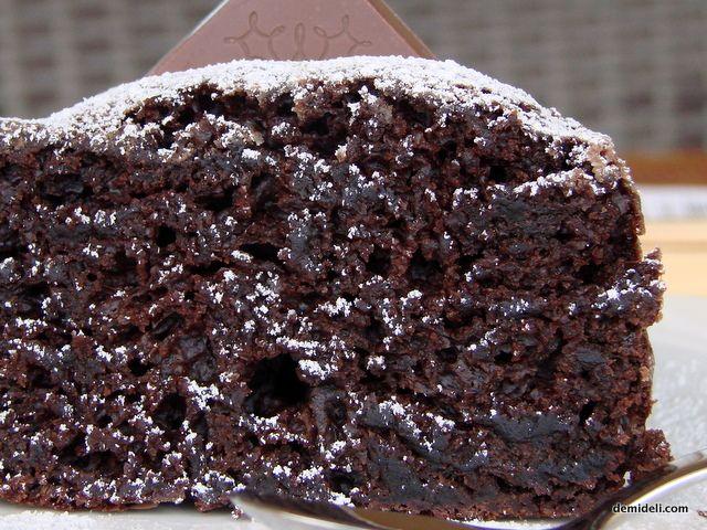 Light Chocolate Cake / Σοκολατένιο Κέικ Light