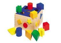 Baby-Spielzeug aus Holz ist unverzichtbar für die Sinnes-Wahrnehmung (Hören, Sehen, Greifen), für die motorische Entwicklung und zur Förderung der Koordination. - Gollnest & Kiesel