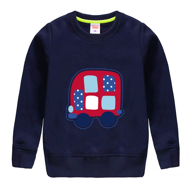 top soft cute cartoon pattern printed 2017 new fashion cotton long sleeve sweatshirt hooded children's clothing baby clothes //Price: $18.21 //     #fashionkids