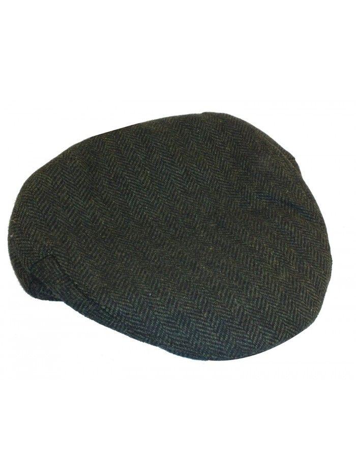 2ffd7926 Hats & Caps, Men's Hats & Caps, Newsboy Caps,Irish Tweed Flat Cap Dark  Green 100% Wool - C1182MK5INR #menscaps #menshats #menstyle #mensoutfits # caps #hats ...