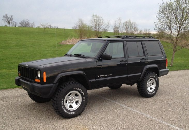 """Lift Kits For Jeeps >> Old Man Emu OME930 coils with 1.5"""" spacers, CS034RA leafs ..."""