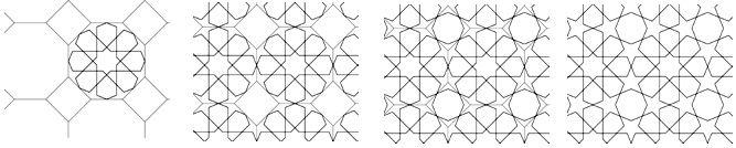 Taprats is a great Islamic star / tessellation pattern generator