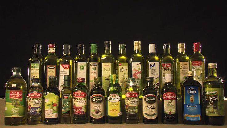 Stiftung Warentest heeft olijfolie getest