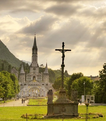 Image Detail for - Lourdes, France