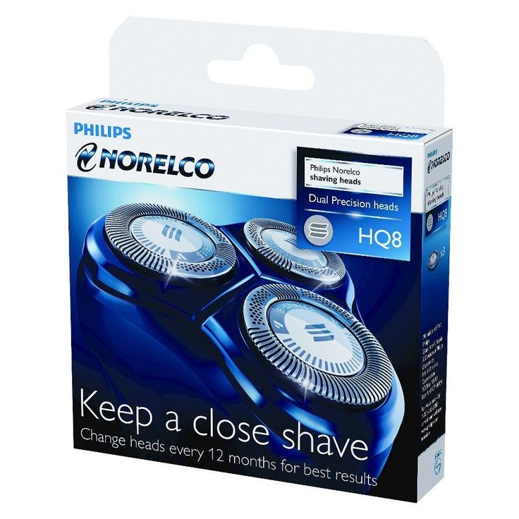 Philips Norelco Replacement Shaving Head, HQ8/52