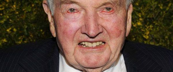 [UPDATED] David Rockefeller Breaks Record for Most Heart Transplants at Age 101 This evil bastard will be dead soon