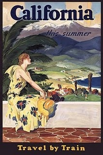 California This Summer c.1934