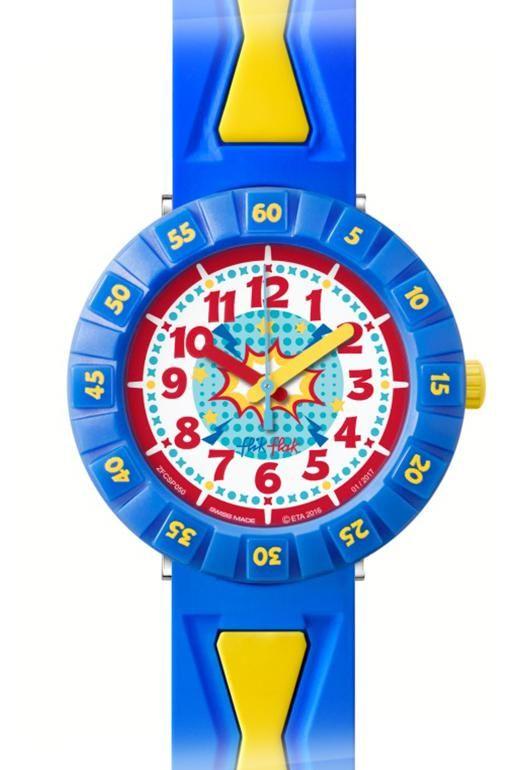 Ya queda muy poquito para la llegada de los #ReyesMagos, por eso hoy queremos mostraros el regalo perfecto para los pequeños de la casa. Como seguro que ya tendrán un montón de juguetes, uno de los relojes Flik Flak para que vayan aprendiendo la hora es ideal. Consulta los modelos disponibles en http://www.todo-relojes.com/marca.asp?marca=124. En la imagen se muestra un reloj #FlikFlak con un 10% de descuento, precio final en  http://www.todo-relojes.com/detalle.asp?codigo=29958 de 38€