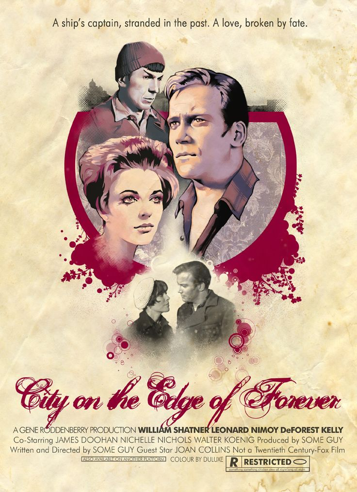 62 best city on the edge of forever rare photos images on star trek city on the edge of forever moiramurphy sciox Choice Image