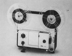 Filmprojektor, FP 5  iF DESIGN AWARD 1970