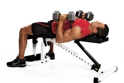 The Ultimate Arm Workout Routine - Mens Fitness