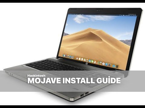 Hp 4530s Mojave Install / Kurulum I Bolum - YouTube #Hackintosh