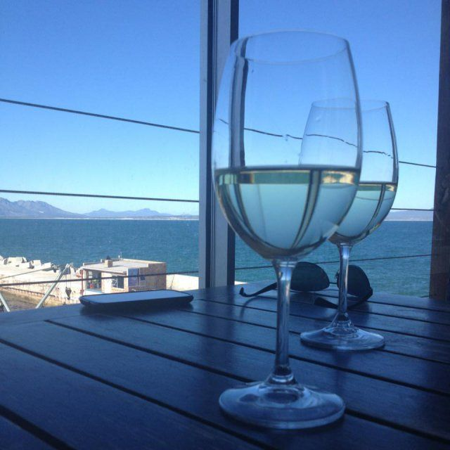 Outdoor Restaurants with a Sea View Cape Town | Things to do in Summer Cape Town
