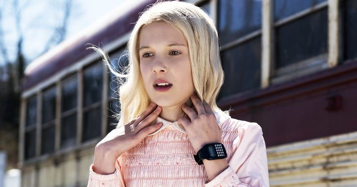 Watch Stranger Things Millie Bobby Brown Shave Her Head and Become Eleven -- Millie Bobby Brown shares the video of her shaving her head for her Eleven role in Netflix's hit series Stranger Things. -- http://tvweb.com/stranger-things-millie-bobby-brown-head-shave-video/