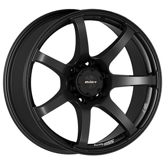 20 CALIBRE SAHARA MATT BLACK alloy wheels for 6 studs wheel fitment in 9.5x20 rim size