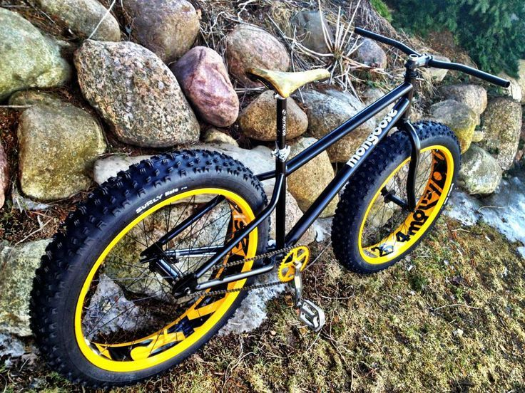 23 Best Mongoose Beast Fat Tire Bike Images On Pinterest Biking