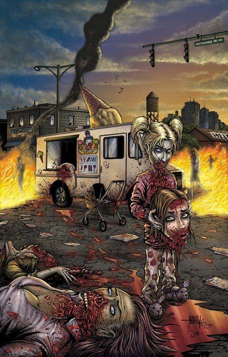 So I survived a zombie apoc by Andrew Mangum & David O'Campo