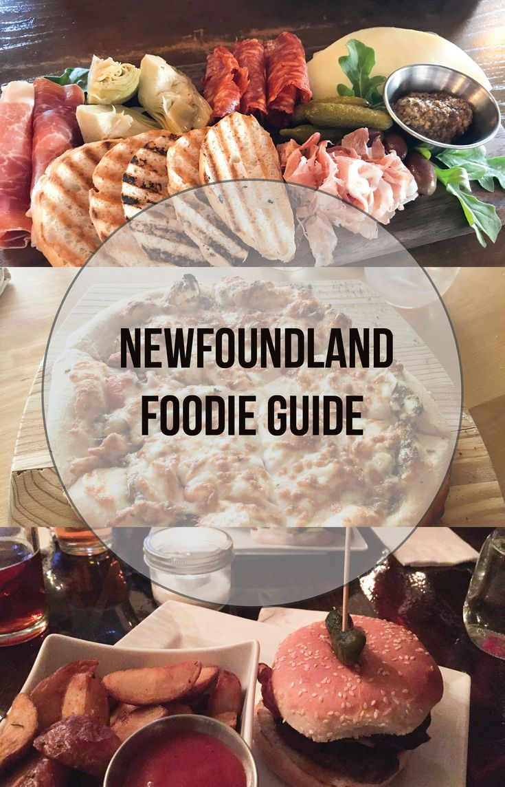 A food guide newfoundland, foodie, st. john's, things to eat in newfoundland, newfoundland tourism, newfoundland travel #newfoundland