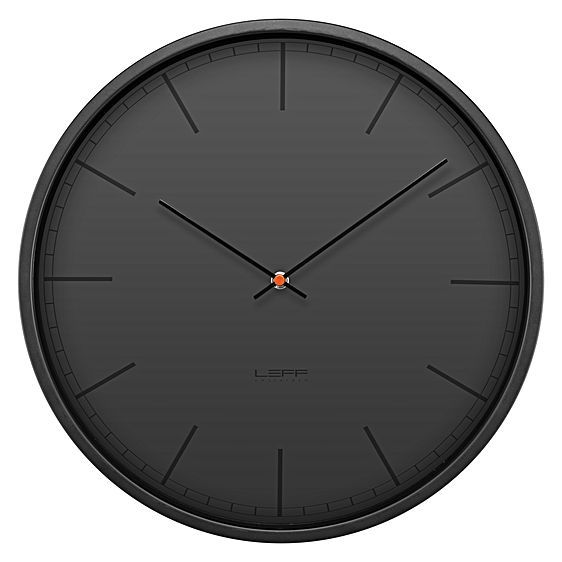 Light sets the mood in the Tone Wall Clock from leff.