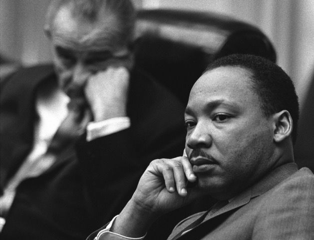 Like Bernie Sanders today, Martin Luther King, Jr. considered launching a presidential campaign to oppose military interventionism and promote democratic socialism. Here's why he decided against it.
