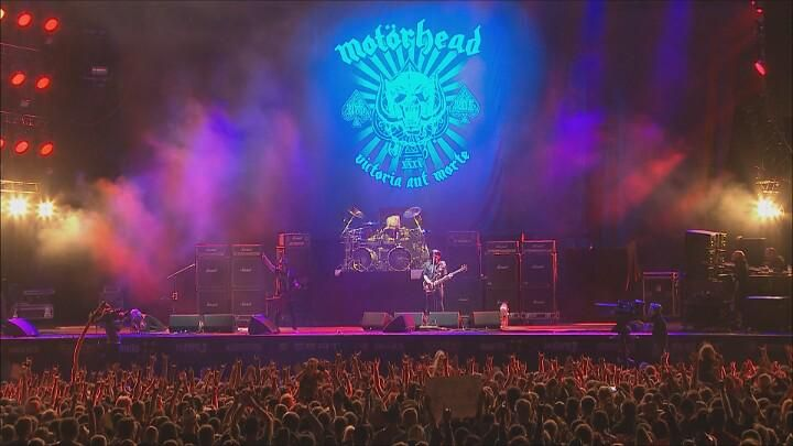 Attention Motörheads: June12th, catch the Rock Am Ring stream of our performance 10:30 PST http://www.swr3.de