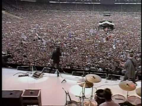 U2 @ Live Aid, Sunday Bloody Sunday