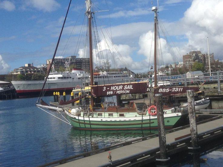 The Vessel - 3 Hour Sail 2013 Ltd.
