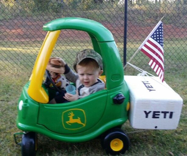 Cozy coupe John Deere DIY