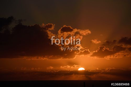"Download the royalty-free photo ""Beautiful colorful sunrise "" created by stillforstyle at the lowest price on Fotolia.com. Browse our cheap image bank online to find the perfect stock photo for your marketing projects!"