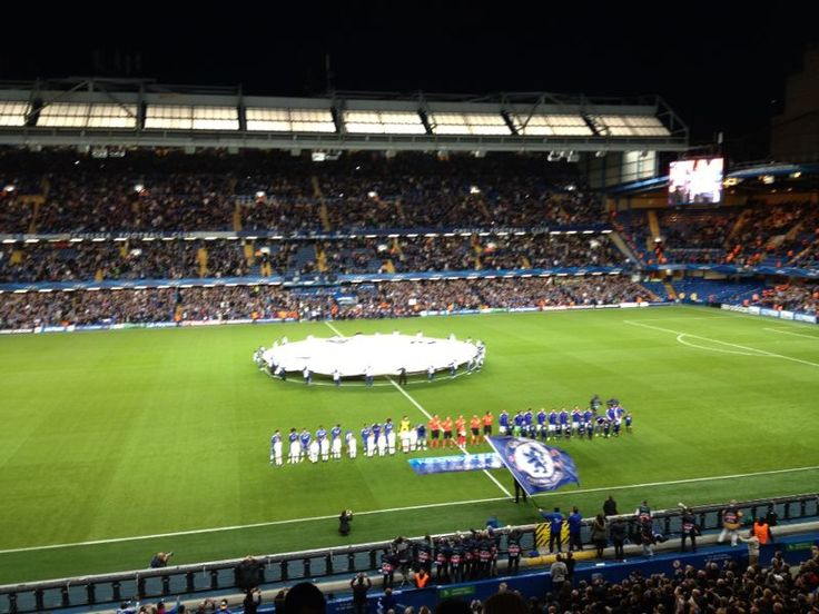 Fan-Impressionen UEFA Champions League 2013/14: Matchday 1, FC Chelsea - FC Basel https://www.facebook.com/UniCredit.Take.a.Ticket