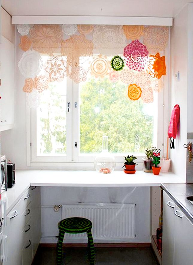 Dress Your Windows With These 19 Curtain Alternatives via Brit + Co.