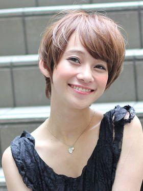 色気を感じる男性多し!オトナ女子のための人気ショートヘアカタログ♡髪型/ヘアスタイル - NAVER まとめ