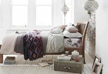 How to sleep well - expert advice for a good night's sleep via The English Home