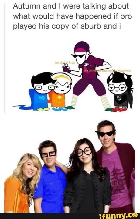 Image result for Icarly homestuck