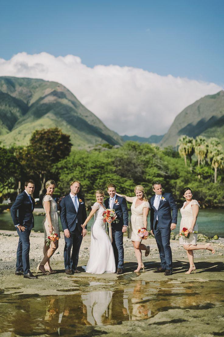 39 best Olowalu Plantation House / beach Weddings images on ...
