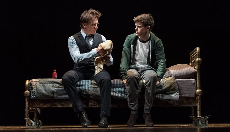 The play, based on an original story by J.K. Rowling, Jack Thorne and John Tiffany, will land next April 22.