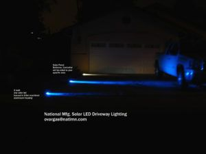 Solar Led Lights For Driveway