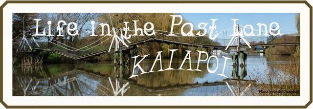 Life in the Past Lane - Kaiapoi