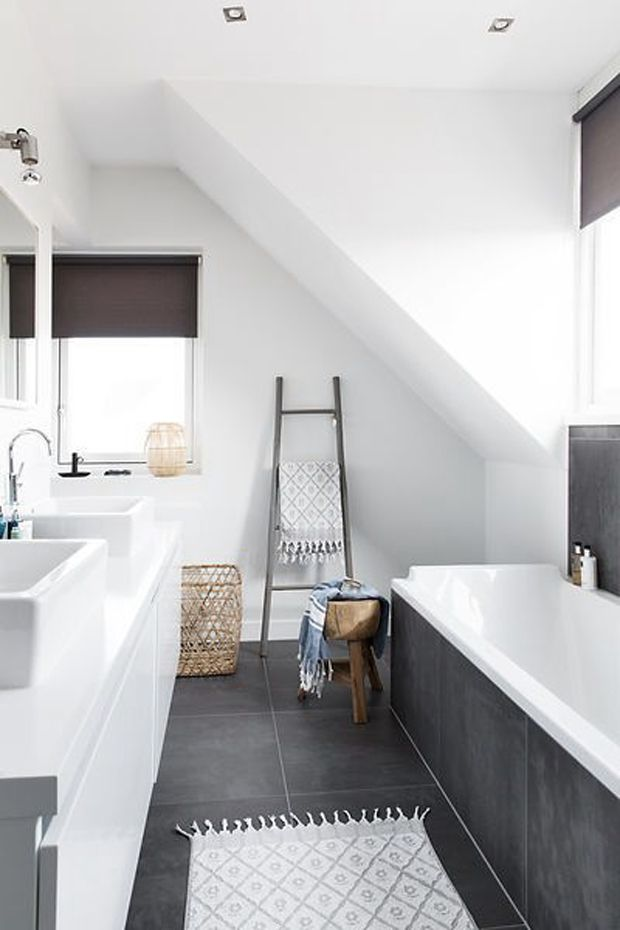 MA MAISON BLANCHE: Koupelnová inspirace / Bathroom inspo