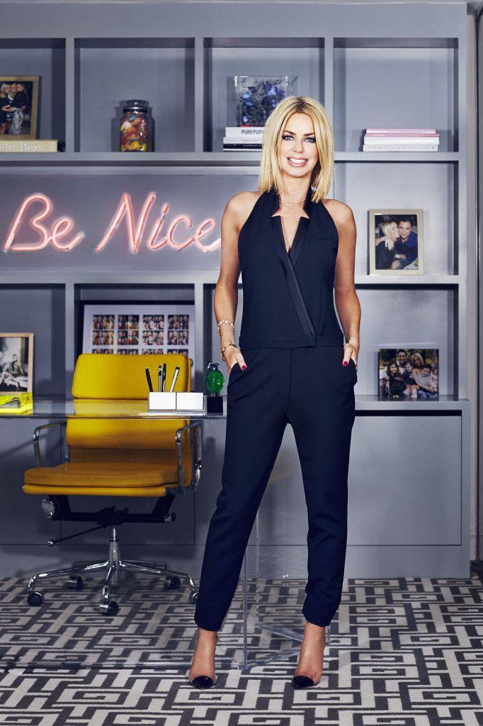 #LadiesofLondon star Caroline Stanbury talks jeans, heels and handbags on W&W