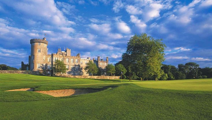 Dromoland Castle Hotel: Dromoland Castle Hotel is a luxury Ireland hotel, offering golf, fine dining, and more in a historic 16th Century castle.