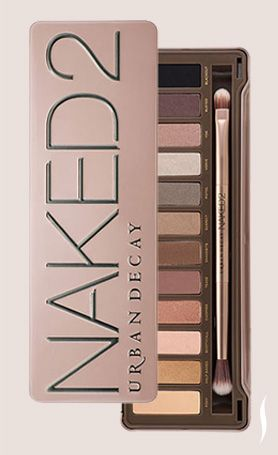 Urban Decay Naked2 Palette. #Colorblock #Sephora