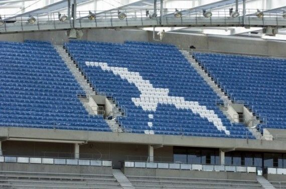 American Express Community Stadium (Amex), Falmer, Brighton, East Sussex - home ground of Brighton and Hove Albion #bhafc