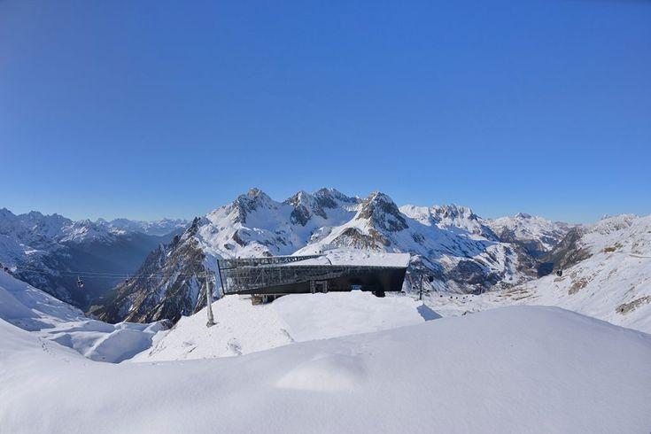Arlberg: Neue Flexenbahn – und das größte Skigebiet Österreichs