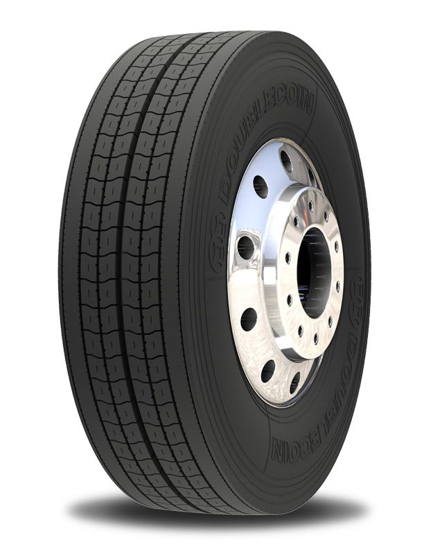 Double Coin Commercial Truck Tyres Catch the Attention of UK Hauliers